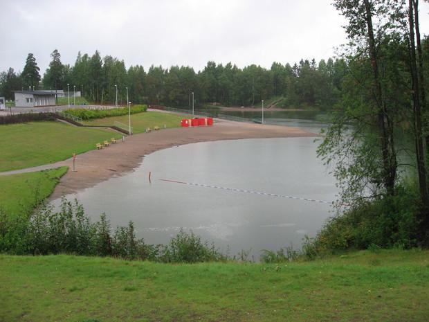 Vetokannaksen Uimaranta